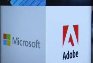 Adobe en Microsoft gaan hun software nauwer integreren