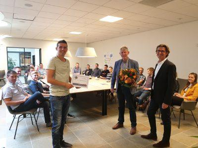 Hunebouw 1e prijs winnaar SKB Meer en minderwerk Award