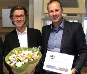 Eerste prijs Rehorst Bouw B.V. SKB Award Kopersbegeleiding Award