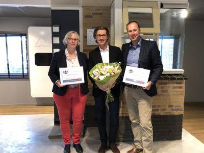Rehorst Bouw 1e prijs winnaar SKB Oplevering Award én Kopersbegeleiding Award