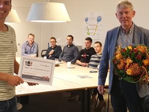 eerst prijs Hunebouw SKB Award Meer en minderwerk Award